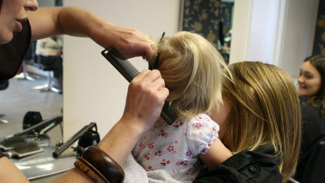 Zakłady fryzjerskie w starym stylu